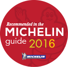 Michelin Guide Recommneded 2016