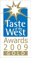 Taste of the West Awards Gold 2009