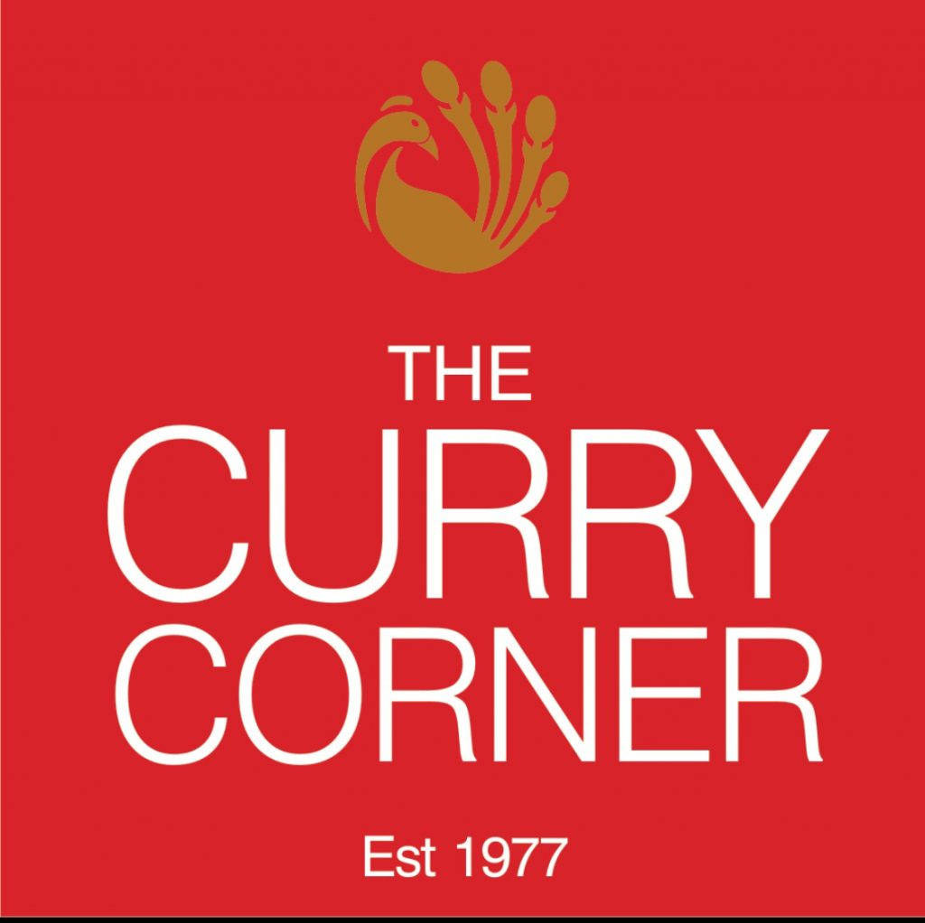 [logo: The Curry Corner]